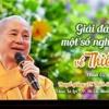 Giải Đáp Một Số Nghi Vấn Về Thiền 02 [GỐC] - TT. Thích Chân Quang
