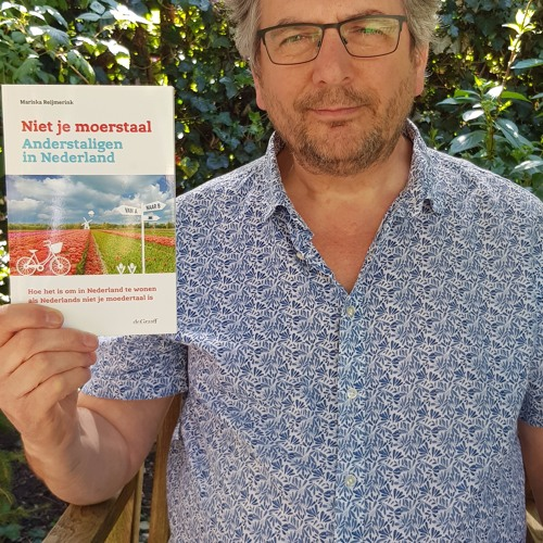 podcast Niet je Moerstaal Hans de Graaff