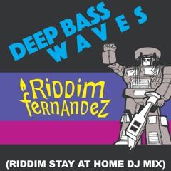 DEEP BASS WAVES (Riddim Mix)