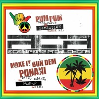 Make It Bun Dem Punani Mash-up (Darkraver Pum Pum Sensation Black 2021 Rfx)