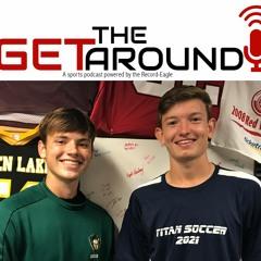 The Get Around Ep. 189 — Josh Hirschenberger, Patrick Guiney (TC West)