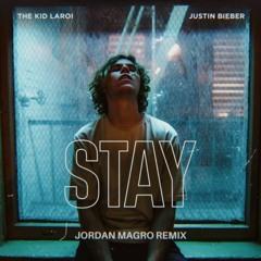 The Kid LAROI, Justin Bieber - Stay (Jordan Magro Remix) FREE DOWNLOAD