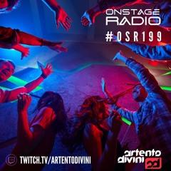 Artento Divini - Onstage Radio 199