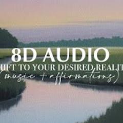 shifting subliminal - 8D music / ADHD method - scarlet subliminals