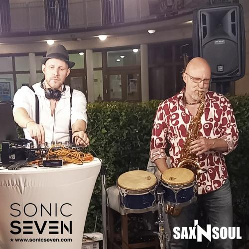 feat. Sax 'n Soul live @ Ibiza Dinnerclub 26-06-2021