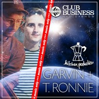+++ music only 12/21 T.Ronnie und Garvin - Space Odyssey (LIVE) @ Club Business Radio Show 19.3.21