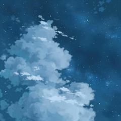 do u see the stars in the sky?