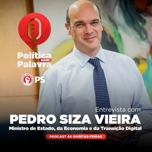 Podcast Política com Palavra: Entrevista a Pedro Siza Vieira