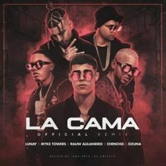 Lunay Ft. Myke Towers, Ozuna. Chencho Corleone Y Rauw Alejandro - La Cama (Minost Project Remix)