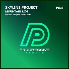Skyline Project - Mountain Ride (RafleStone Remix)