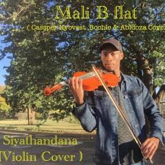 Cassper Nyovest - Siyathandana (feat. Boohle & Abidoza )   Violin Cover