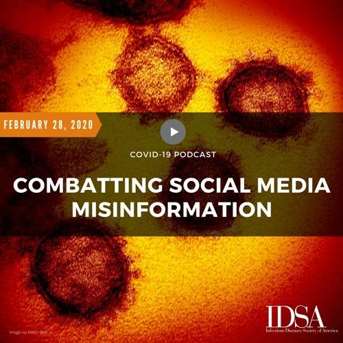 COVID-19: Combatting Social Media Misinformation (Feb. 28, 2020)