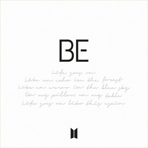 """BTS - BE """"Life Goes On"""""""
