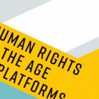 Rikke Frank Jørgensen om bogen: 'Human Rights in the age of platforms'