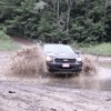 Download Truck Driving Through Big Mud Puddle - WaterSpash - Ford Ranger - NoEngine Mp3