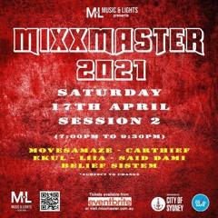 MixxMaster 2021 Mix - Dj Ekul