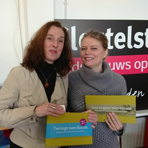2020-03-07 Cultuur071, Interview Carolien Devilee & Miriam de Koning