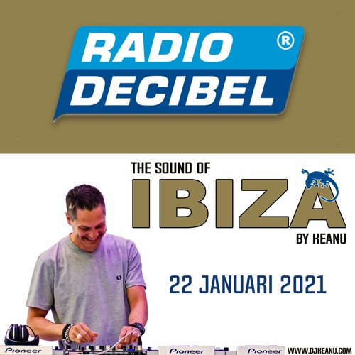 Podcast The Sound of Ibiza 22 januari 2021