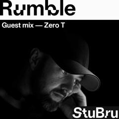 Zero T Studio Brussel FM Mix Feb 2021