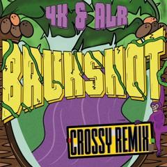 4K & ALR - Brukshot (Crossy Remix)