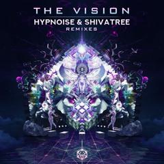 Hypnoise & Shivatree - The Vision l Lunatica & Hypatia Remix l Out Now on Maharetta Records