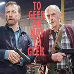 To Geek Or Not To Geek #23-Nobody
