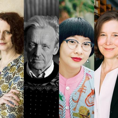 2020 WINTER SERIES Episode 13: Maggie O'Farrell, Colin Thubron, Rose Lu, Ann Patchett