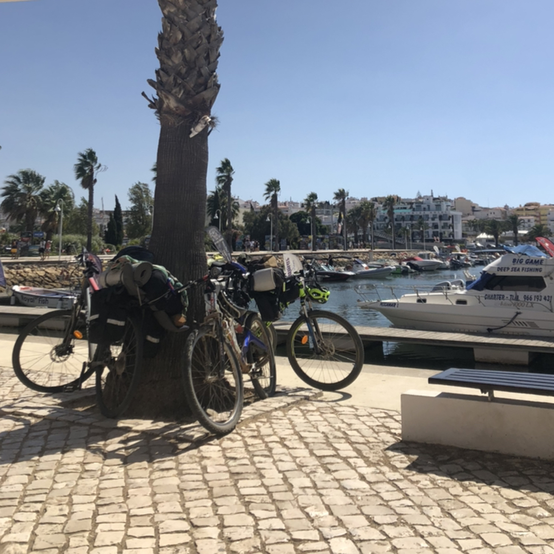 Ep 67 - Bike Trip #9 - Lagos