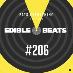 Edible Beats #206 live from Edible Studios