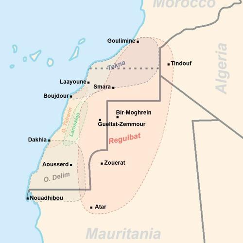 Sahrawi makes new push for independence   RADIO 786