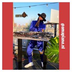 Amapiano NL | Rooftop Live Mix S-1 EP-1 W/ DJ AUSTIN-J | Rotterdam