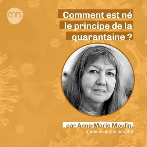 Comment est né le principe de la quarantaine ? par Anne-Marie Moulin