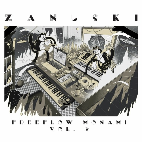 Zanuski - Free Flow Mon Ami Vol. 2 - 01 Here We Are & Now We Are Gone