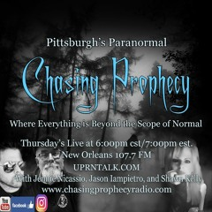 Pittsburgh's Paranormal Radio Show Chasing Prophecy Exorcist Msgr. Stephen J. Rossetti, Ph.D