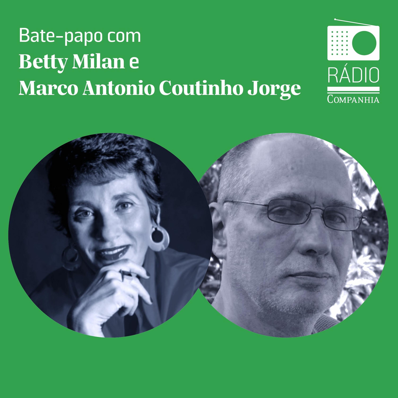 #155 - Lacan ainda: um bate-papo entre Betty Milan e Marco Antonio Coutinho Jorge