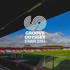 Groove Odyssey Staduim advert  May 22nd