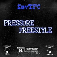 SavTFC - Pressure Freestyle (Prod. David Lara)