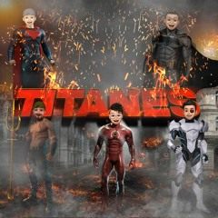 Titanes Vol. 01 - Towa Lalo Ego Diesel Diego Alonso