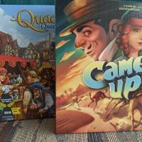 Episode #9- The Quacks of Quedlinburg and Camel Up