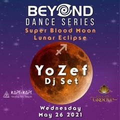 Sagittarius Lunar Eclipse YoZeF Dj Set