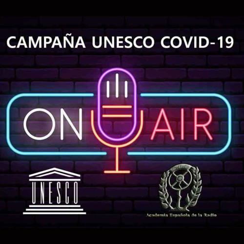 CAMPAÑA RADIOFÓNICA DE LA UNESCO SOBRE LA COVID- 19