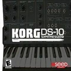 KORG DS10 - Radar