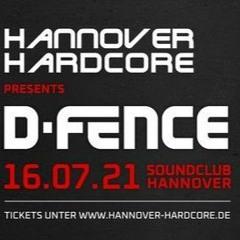Destructive Minds @ Hannover Hardcore Pres.D - Fence 16.7.21 Industrial Hardcore Closing