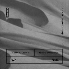 Duplicity 027   Røsti