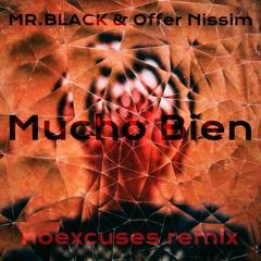 MR.BLACK & Offer Nissim - Mucho Bien (noexcuses remix)