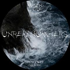 UNREALNUMBERS - UNSEEN EP [MCR001]