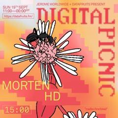 JEROME WORLDWIDE DIGITAL PICNIC - MORTEN HD