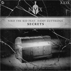 Niko The Kid feat. Daisy Guttridge - Secrets