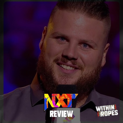 WWE NXT Review   9/21/21  