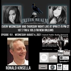 The Outer Realm With Michelle Desrochers And Amelia Pisano Welcome Ronald Kinsella